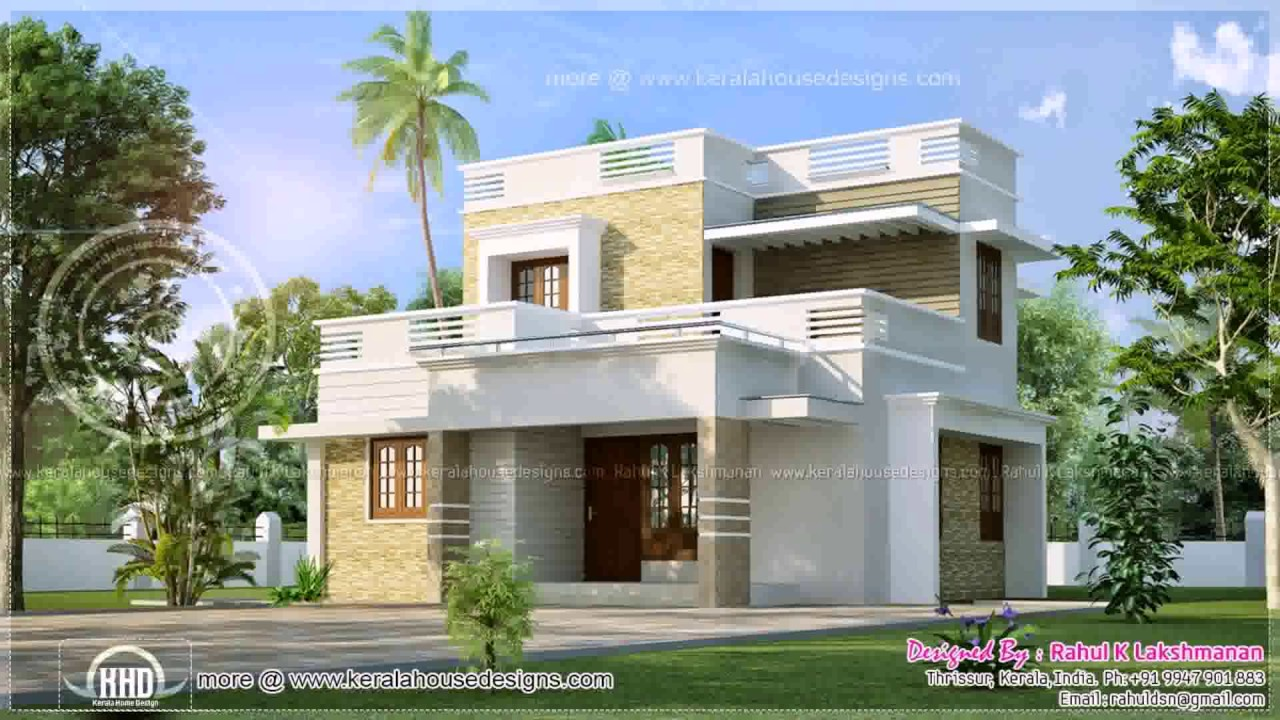 Elegant Small Modern House Designs And Floor Plans Philippines