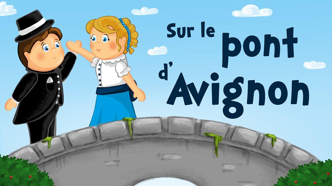 """""""Sur le pont d'Avignon, on y danse, on y danse…"""""""
