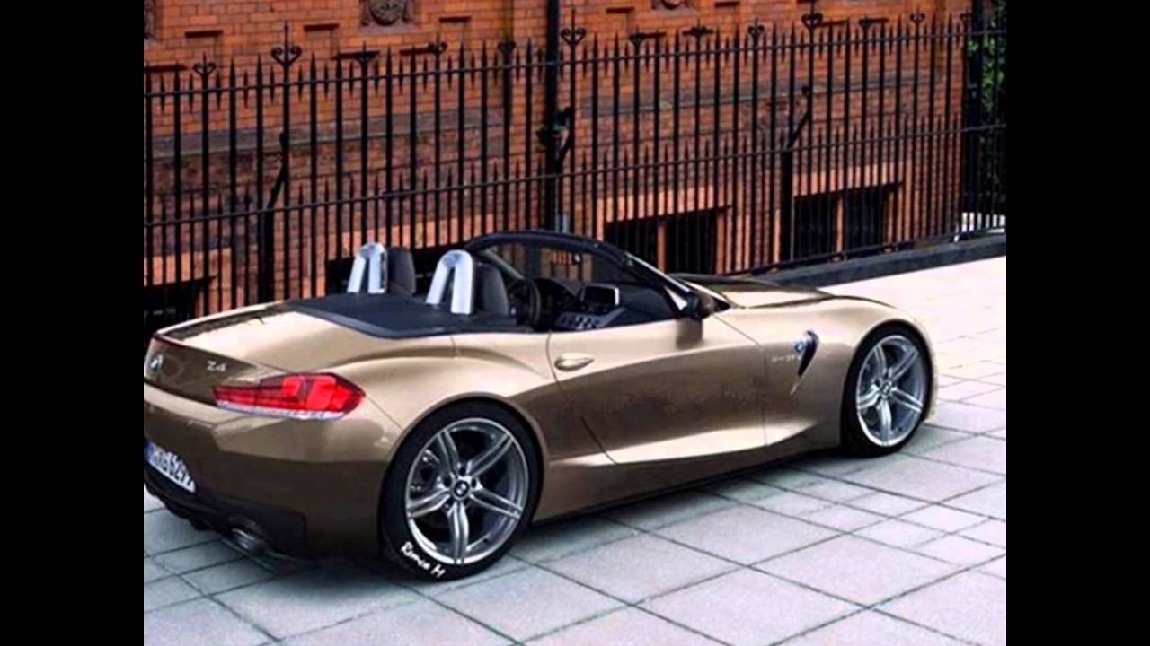 2016 Bmw Z4 Sparkling Brown Youtube