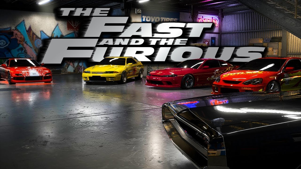 the fast and furious cars in need for speed payback. Black Bedroom Furniture Sets. Home Design Ideas