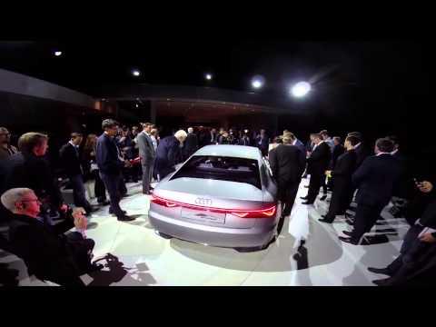 Audi Prologue Concept Salon de Los Angeles 2014 L