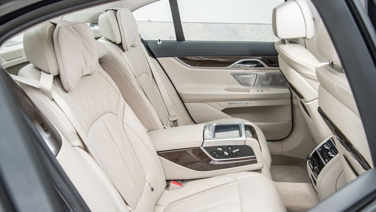 BMW 7-series 730d (2016) review - YouTube