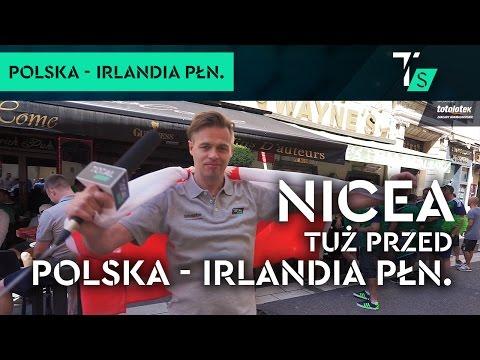 Nicea tuż przed Polska - Irlandia Płn. Film
