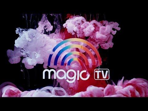 Magic TV Romania Identity