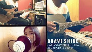 Brave Shine: Fate/Stay Night OP2 - Acoustic Cover (ft. Hyumifu)