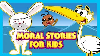 KIDS HUT STORIES - ANIMATED STORIES FOR KIDS