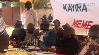 Révélation fracassante de Dr Oumar Mariko, président du parti SADi