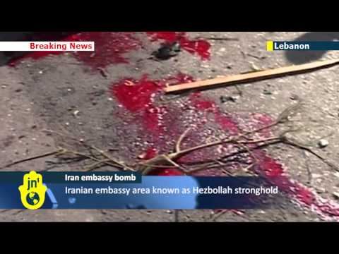 Explosions rock area near Iranian embassy in Beirut: Iranian Cultural Attache believed among victims