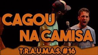 T.R.A.U.M.A.S. #16 - CAGOU NA CAMISA (São João Del Rey, MG)