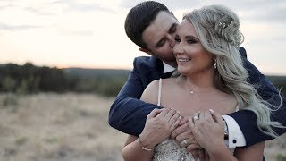 Kelsey & Brett | West Texas Wedding