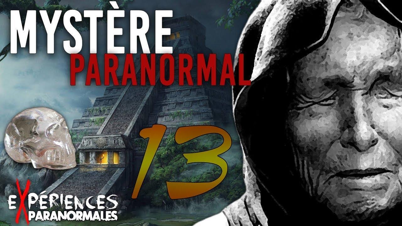 Expériences Paranormales - Phénomènes  Paranormaux !