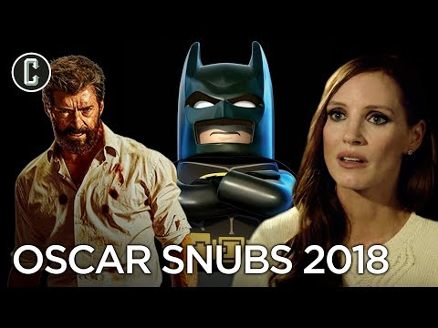 The Biggest Oscar Snubs and Surprises 2018