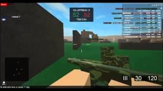 Roblox Battlefield: PTIG Taser