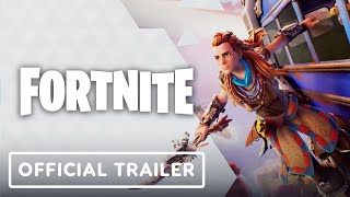 Fortnite - Official Aloy Trailer