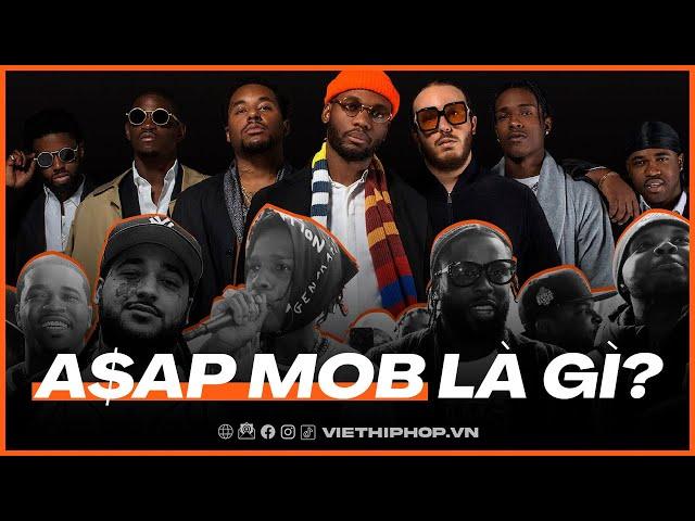 A$AP Mob là gì? | Lịch sử và sự khác biệt