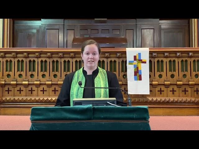 Seen, Heard, Known & Loved | First Parish Sermon 06.06.21