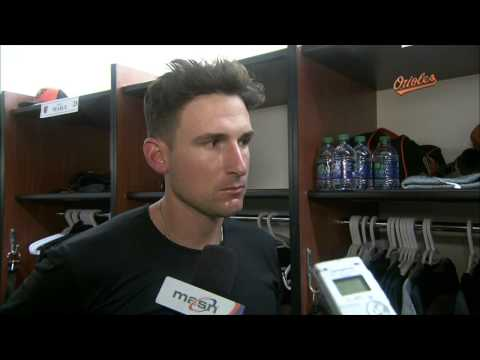 Ryan Flaherty shares his thoughts on the Jose Bautista incident
