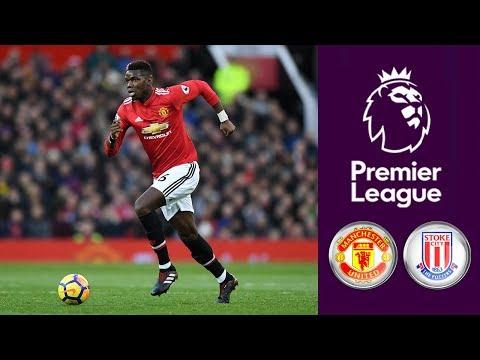Manchester United  vs Stoke City ᴴᴰ 15.01.2018 - Premier League | FIFA 18