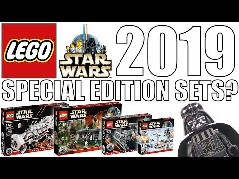 LEGO Star Wars 20th Anniversary Sets For 2019? Mp3