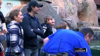 """Pittsburgh Penguins """"A Peek Inside"""" Matt Cullen (11/30/15)"""