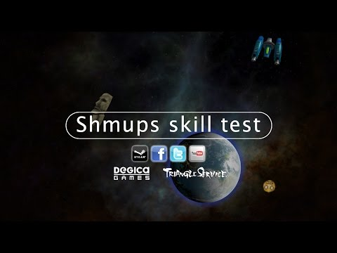 Shmups Skill Test Trailer
