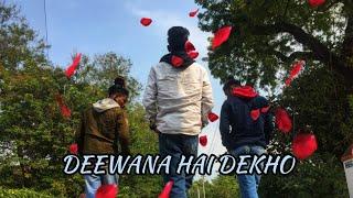 Gambar cover K3G - Deewana Hai Dekho | Sandesh Shandilya,Alka Yagnik,Sonu Nigam ||Choreography By Rishabh Parteki
