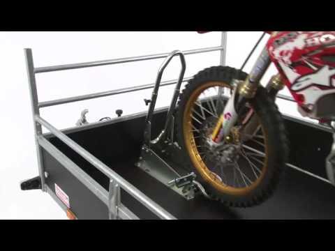 bloque roue moto acebikes steadystand cross disponible sur youtube. Black Bedroom Furniture Sets. Home Design Ideas