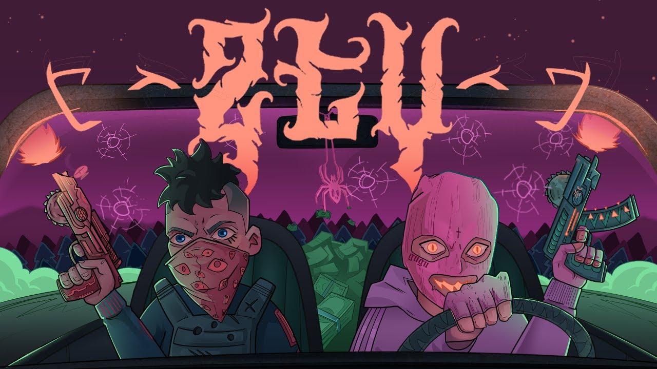 Download Szpaku ft. Zdechły Osa - ZŁY (prod. PSR)