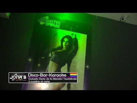 Jona´s Bar-Karaoke & Disco, Managua