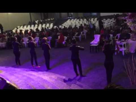 The Potter's House Christian Church Dancers #Gi - With Dr Tumi on Heart of a King