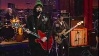 SFA on The Late Show with David Letterman January 22, 2008. Perform...
