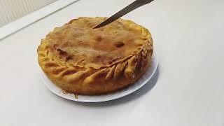 Губадия с мясом | Татарский пирог | Рецепт в описании