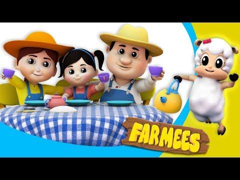 Farmees Português - Canções dos miúdos Live Stream