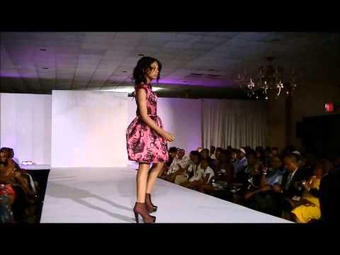Itsallgoodtv/The carribean fashion cat walk prt2
