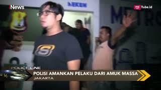 Polisi Amankan Pelaku Begal dari Amukan Massa di Palmerah - Police Line 20/05