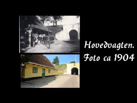 Fredericia før og nu (gamle billeder fra fredericia)  del 1