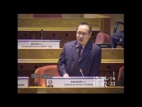 Perdebatan Datuk Dr Jeffrey di DUN Sabah: Rahsia bn umno Sabah TERBONGKAR!