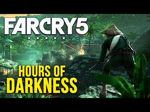 New Far Cry 5: Hours of Darkness DLC! (Far Cry 5 Vietnam DLC Gameplay)