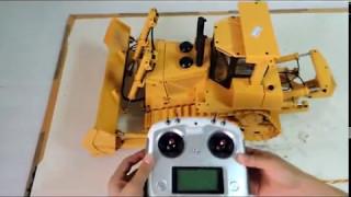 EAGLE 1/14 Bulldozer Operation Instruction With New Radio