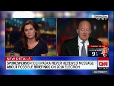 JAMES CLAPPER: US intelligence assessment of Russia's election interference 'cast doubt on the legit