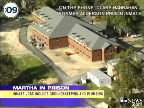 Martha Stewart in Prison #TBT
