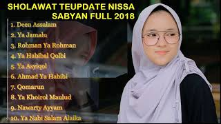 Download lagu DEEN ASSALAM NISA SABYAN FULL ALBUM Terbaru 2018 MP3
