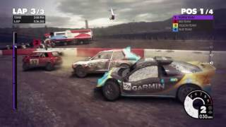 DiRT 3 Multiplayer | Cat and Mouse
