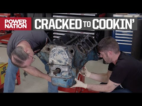 Junkyard Ford 390 FE Teardown And Rebuild - Engine Power S7, E8
