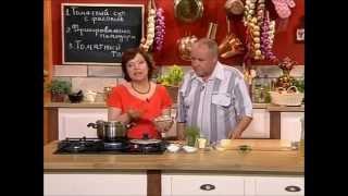 ПРАВИЛЬНОЕ ПИТАНИЕ Томатный суп КАК ПОХУДЕТЬ очень вкусно