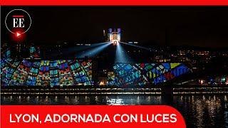 Así es la tradicional Fiesta de las Luces en Lyon, Francia | El Espectador
