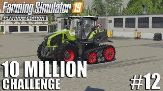 10 Million CHALLENGE | Nordfriesische Marsch | FS19 Timelapse #12 | Farming Simulator 19 Timelapse