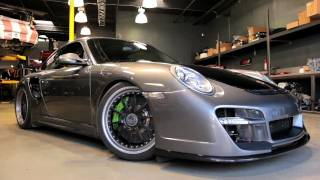 650 HP BBi Autosport Porsche 997 Turbo S - /TUNED