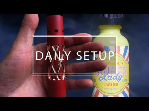 Vape Capitol Daily Setup | JD Irish Hammer