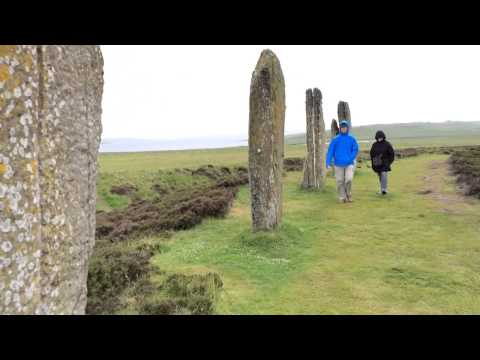 Scotland Part 7 - Isle of Orkney, Skara Brae & The Ring of Brodgar